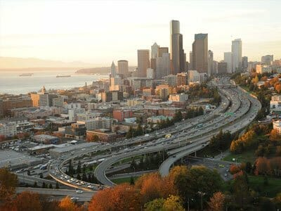 SODO is a neighborhood in Seattle located in the city's industrial district.