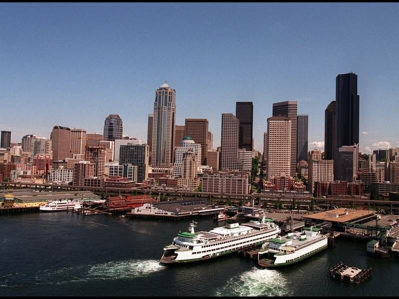 Seattle Turns 165: See Photos From City's Past, Present