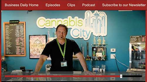 Cannabis City BBC Podcast