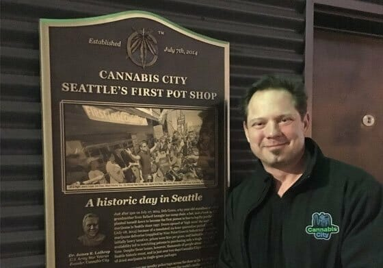 James Lathrop, DNP Come visit Seattle's original pot shop the best pot, marijuana & cannabis flowers in the city.